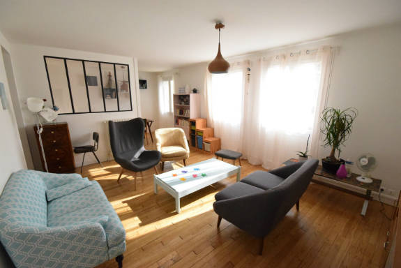 Appartement                                                         T4                                                                 - CANCLAUX